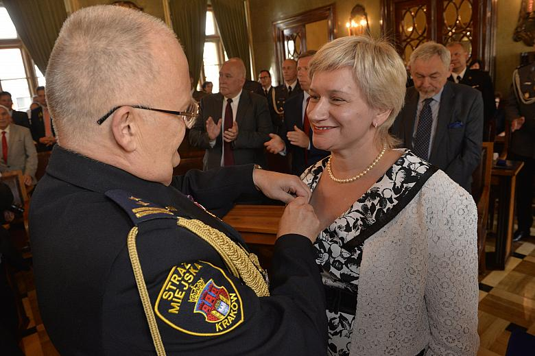Dzień Straży Miejskiej w Krakowie