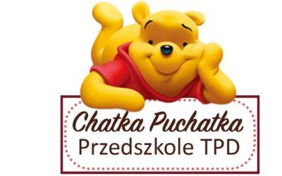 Rekrutacja na stanowisko Dyrektora Przedszkola TPD Chatka Puchatka w Krakowie