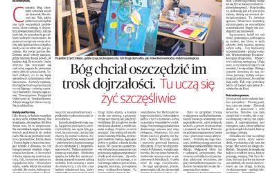 Warsztaty Terapii Zajęciowej TPD w Krakowie pilnie potrzebują nowego busa